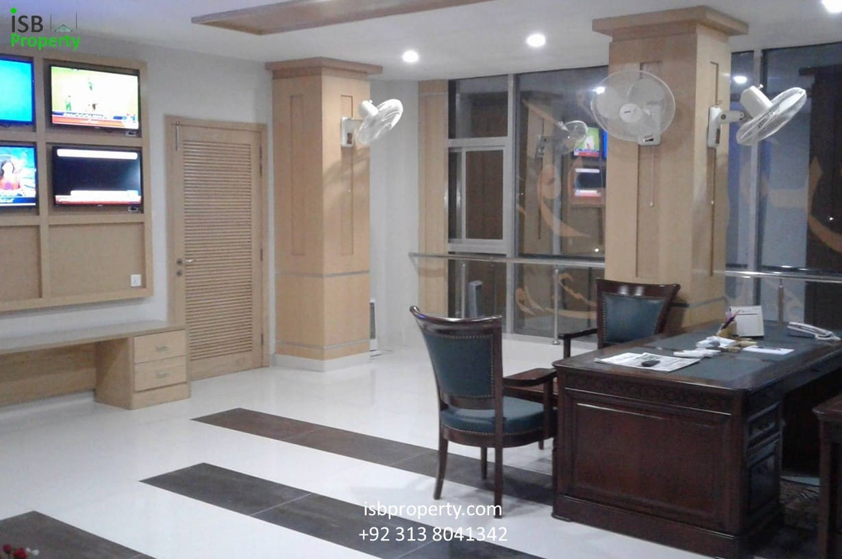 Rafay Mall Office 02