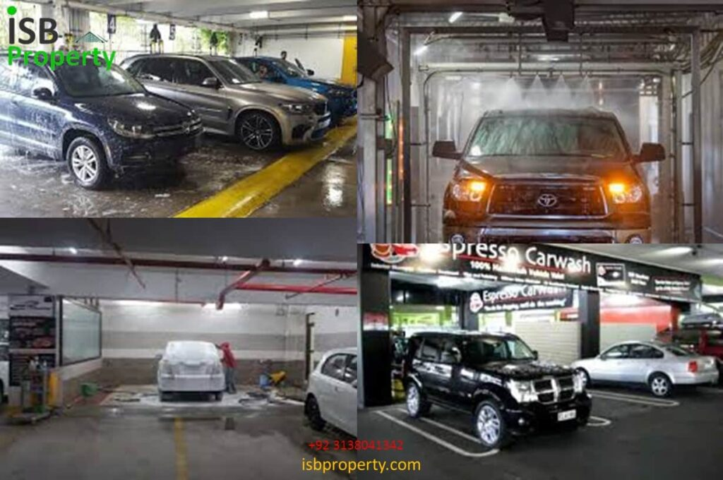 The Ice Mall Car Wash