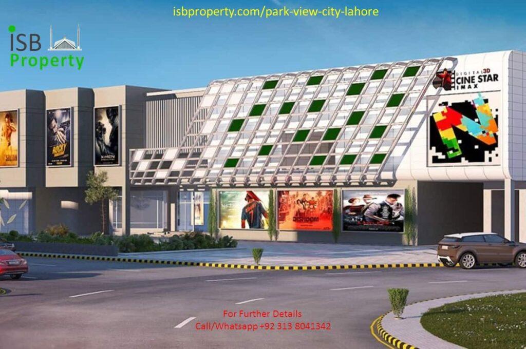 Park View City Lahore Cinema