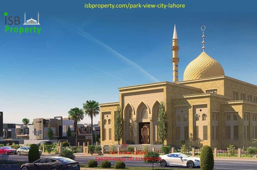 Park View City Lahore Mosque 01