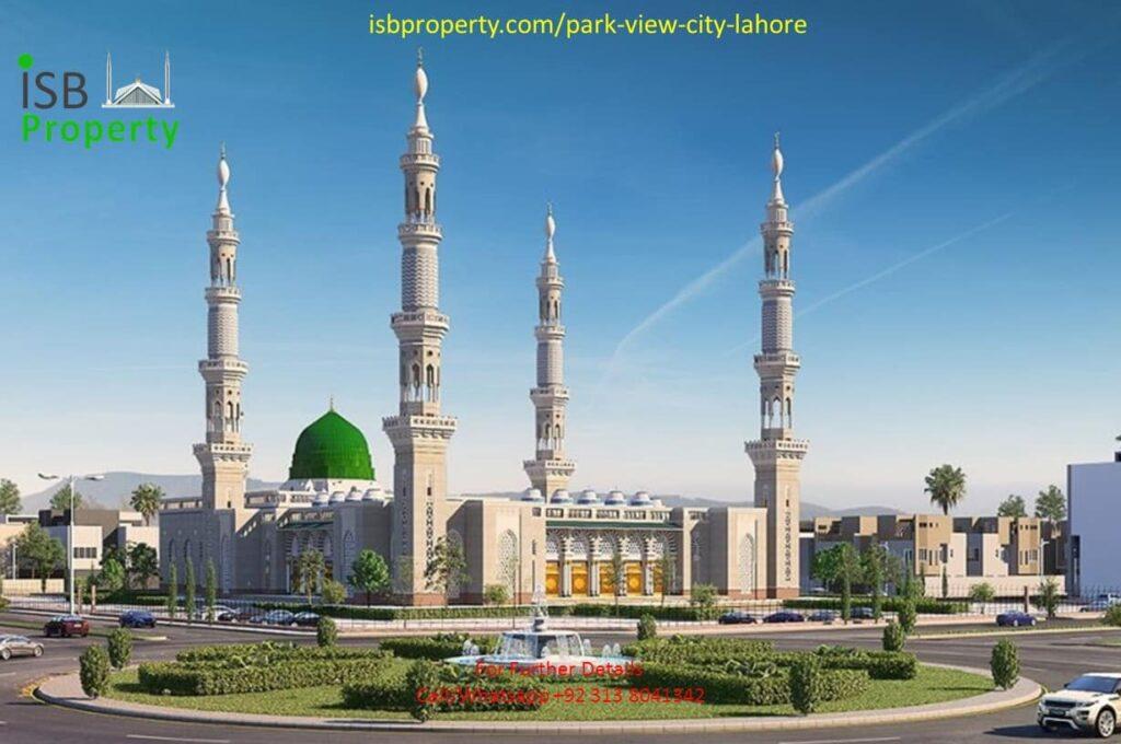 Park View City Lahore Mosque 02