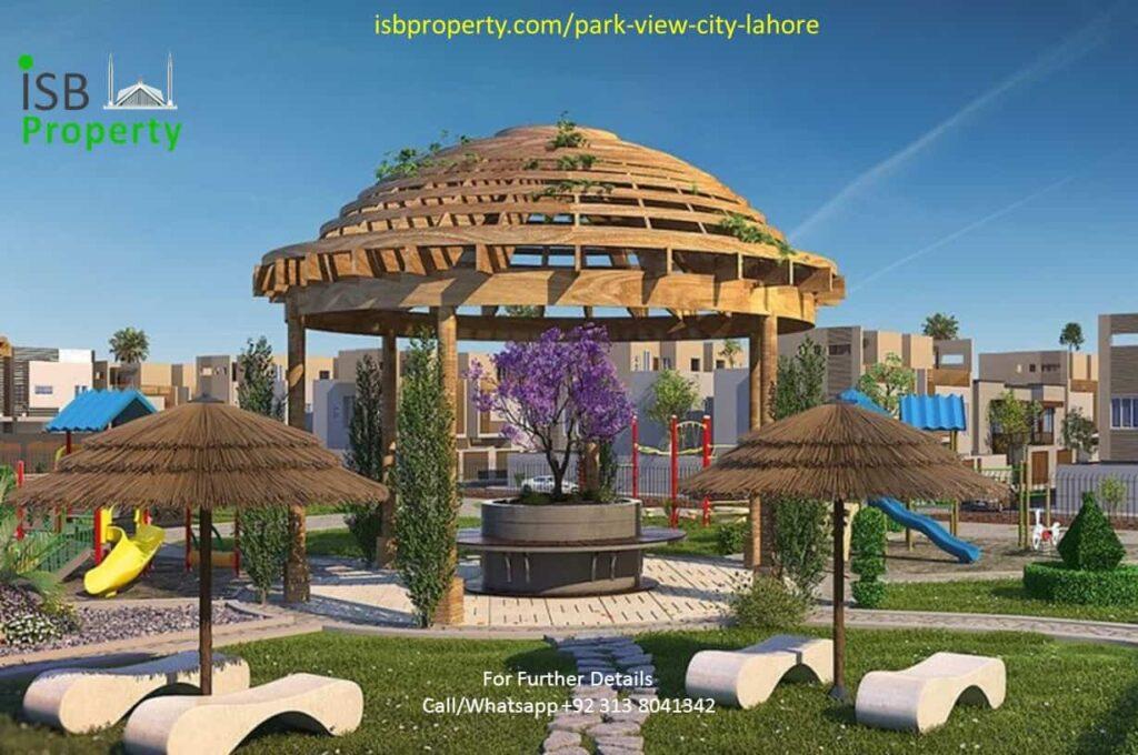 Park View City Lahore Park