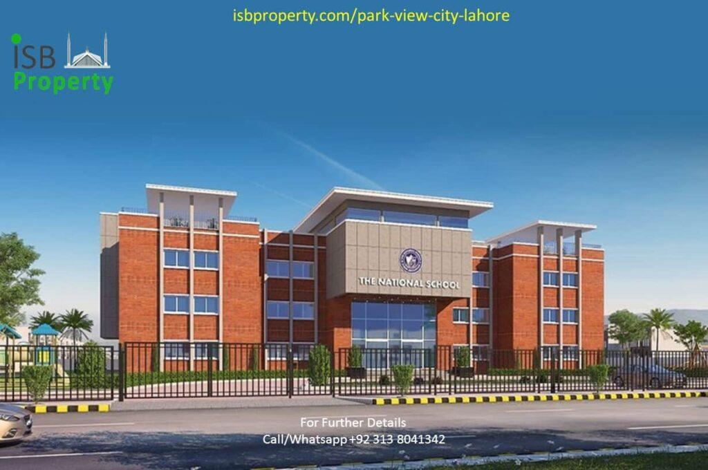 Park View City Lahore School