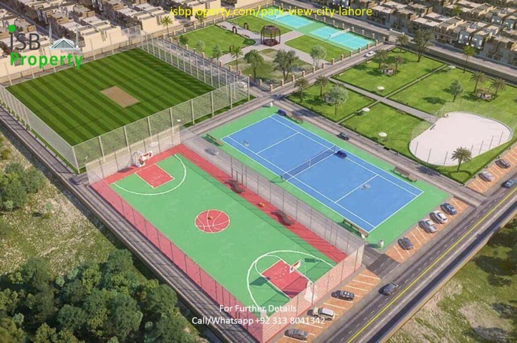 Park View City Lahore Sports Complex