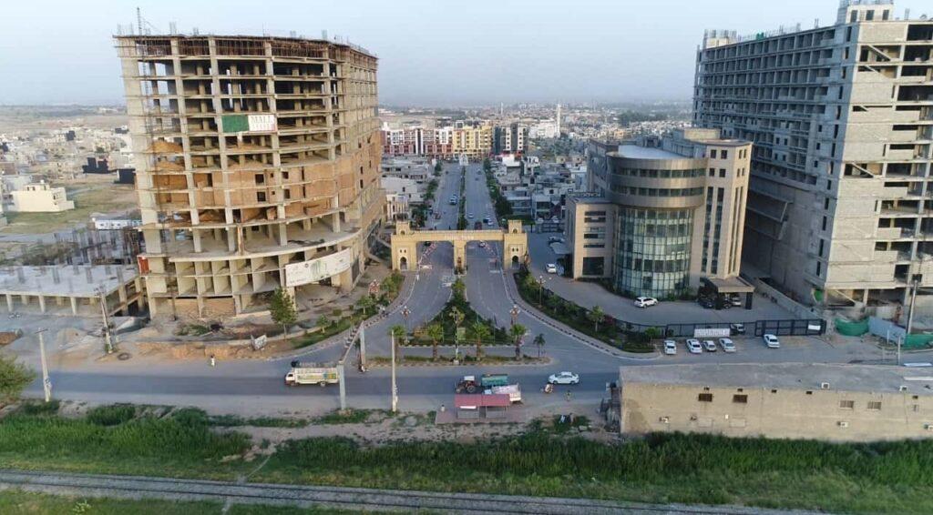Axis Mall Faisal Town Islamabad (2)