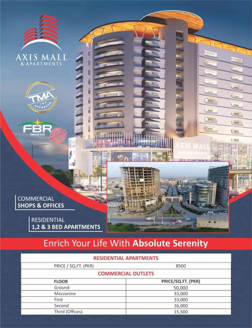 Axis Mall Faisal Town Islamabad (5)