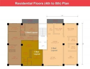 Apartments Layout Plan-min