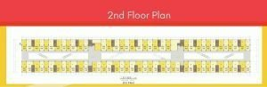 Floor Plan 2nd Floor Shanghai Heights-min