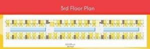 Floor Plan 3rd Floor Shanghai Heights-min