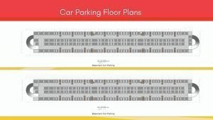 Floor Plan Car Parking Shanghai Heights-min